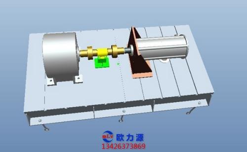 蒸汽压缩式空压机回热循环    它以蒸发器出口的饱和蒸汽去冷却冷凝器